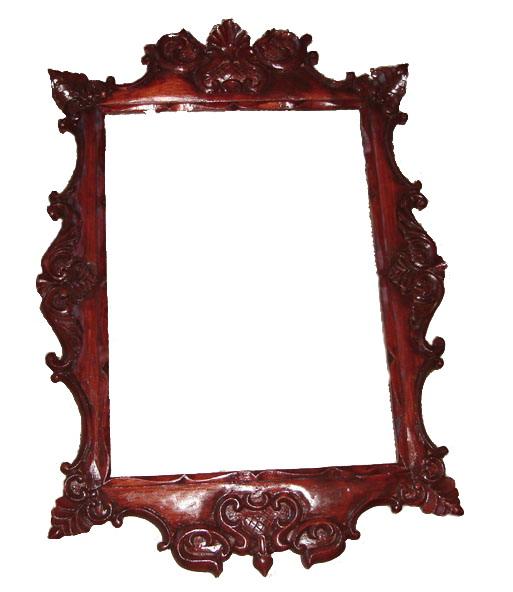 Рамка для зеркала своими руками из дерева фото